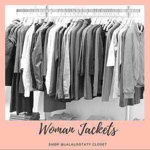 Jackets & Blazers - Woman Jackets